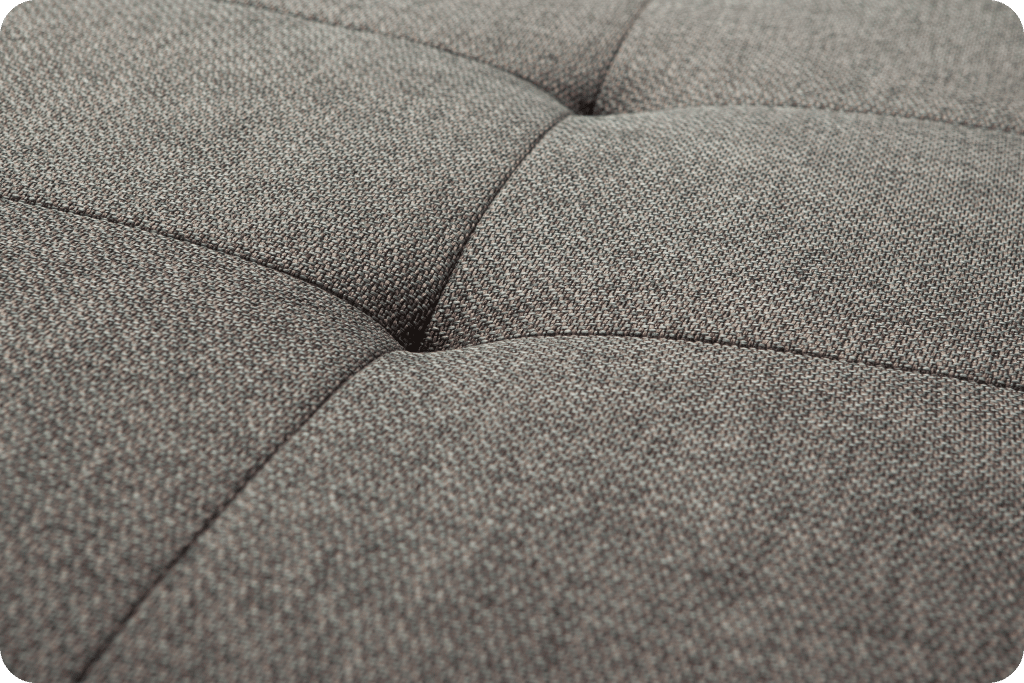 sofa upholstery up close